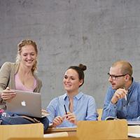 Neuausrichtung der Masterstudiengänge