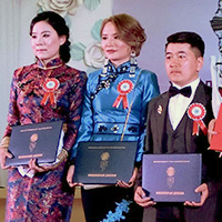 Mongolei: BSc-Studierende Ergotherapie