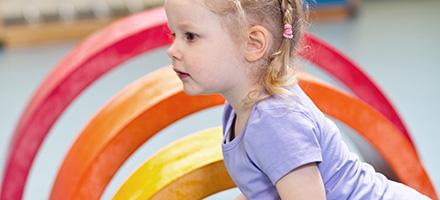 Pädiatrische Physiotherapie