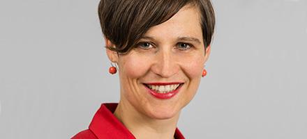 Neue Assistenzprofessorin für Pflegewissenschaft