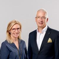 Ein Duo leitet neu den Bachelor Gesundheitsförderung und Prävention
