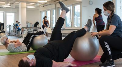 GLA:D – wirksames Bewegungsprogramm bei Knie- und Hüftarthrose