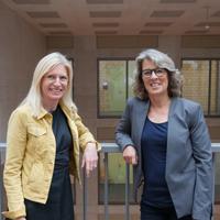 Zwei neue Professorinnen