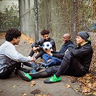 Unbegleitete minderjährige Asylsuchende und ihre Unterbringung