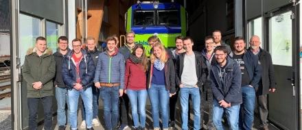 MSc. «Europäische Bahnsysteme» feiert & startet neu